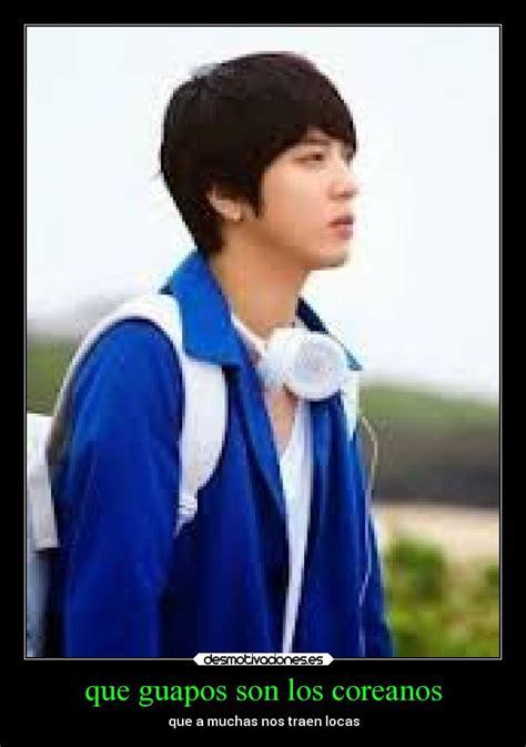 imagenes de coreanos guapos que guapos son los coreanos desmotivaciones