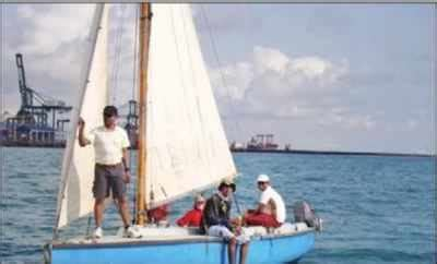 yacht club chennai yacht club hopes puducherry voyage will be smooth sailing
