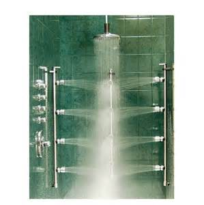 multi shower system back to experience showers