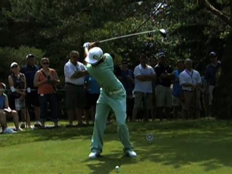 Somax Sports Rickie Fowler Swing Analysis