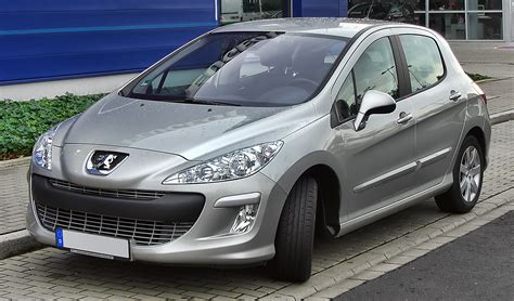 2009 Peugeot 308 Pictures Information And Specs Auto