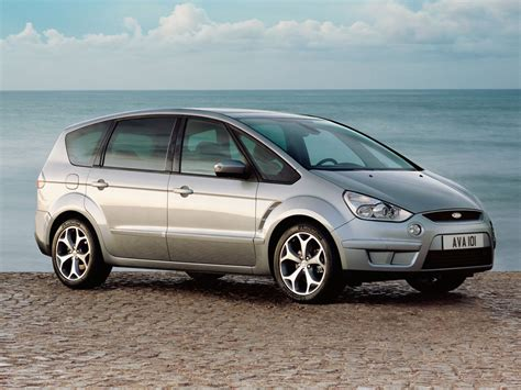 ford s max history of model photo gallery and list of
