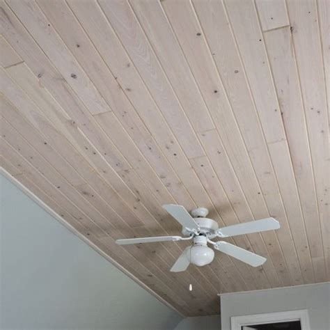 tongue and groove ceiling installation how beautiful is this tongue and groove white wash pine