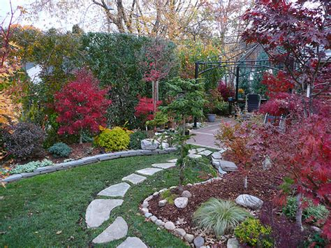 Japanese Maple Garden by Japanese Maple Garden Fall Colors Flickr Photo