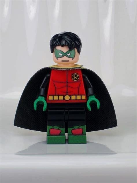 Lego Robin 3 ma77 lego custom printed batman 2 inspired