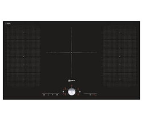 neff t51t95x2 electric induction hob black buy neff t51t95x2 electric induction hob black free delivery currys