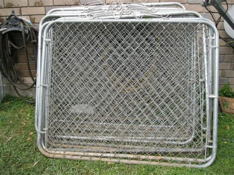 galvanised dog kennel sections dog kennel panels for sale