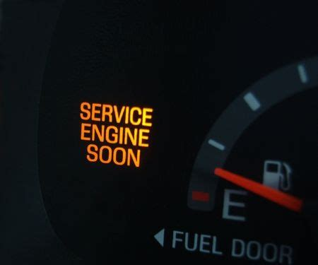 check engine light service volunteer burn out symptoms