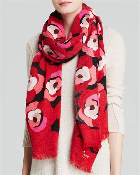 Selendang Kate Spade Original Katespade Scarf kate spade new york deco scarf where to buy how to wear
