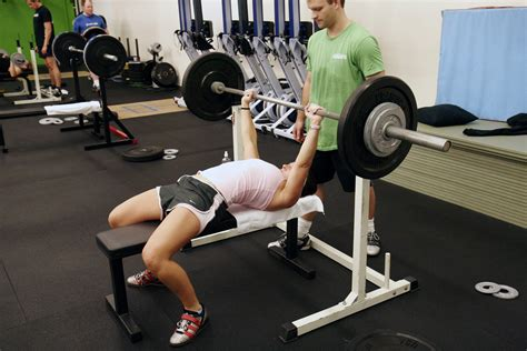 weight lifting bench press bench press basictrainingacademy