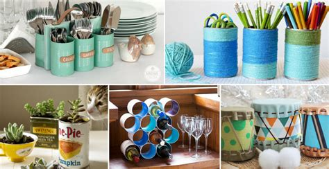 Wonderfull Recycled Ls Ideas How To Repurpose Tin Cans In 16 Wonderful Ways Expert Home Tips