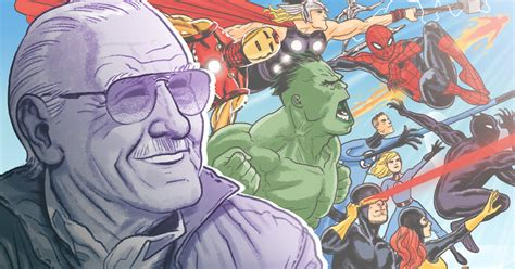 artists honor late stan lee  stunning marvel inspired