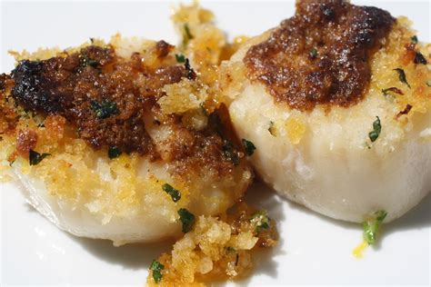moroccan baked scallops french revolution