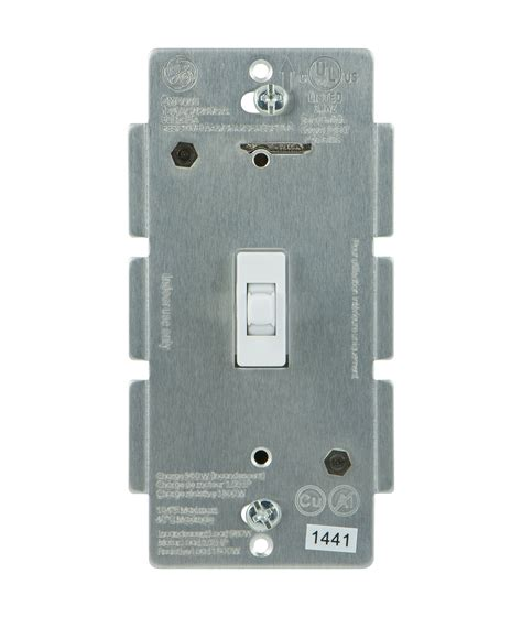ge wireless light switch ge z wave wireless lighting control smart toggle switch in