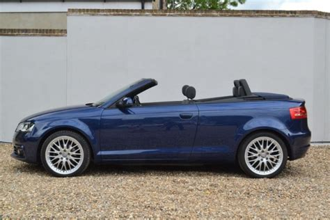 Audi A3 Cab by Audi A3 Cab Tdi S Line Edition Simply The Best For