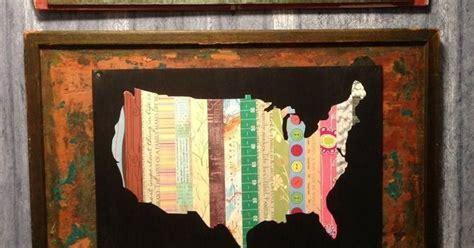 Quilt Usa by Diy Usa Quilt Map Hometalk