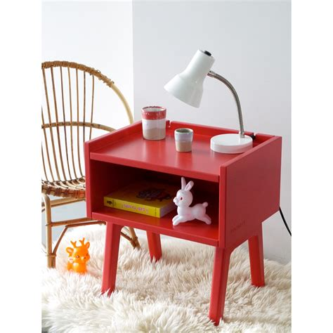 Bright Bedside Bedside Table In Madavin Design Mathy By Bols