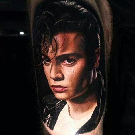 grav3yardgirl johnny depp tattoo johnny depp by nikko hurtado ink pinterest nikko
