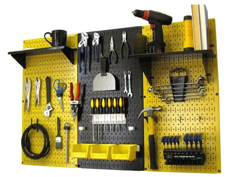 Yellow Garage Storage Modderfontein Garage Storage Hooks And Hangers Hgtv