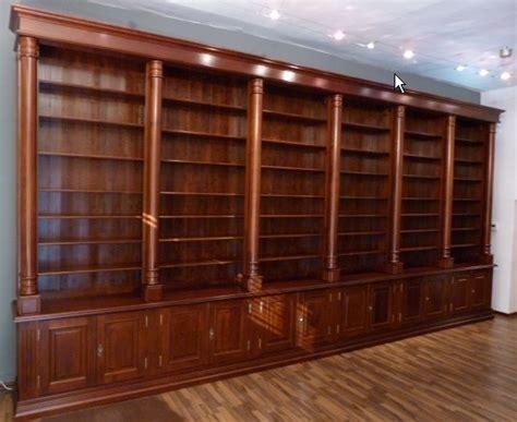 librerie legno librerie in legno classiche 28 images librerie