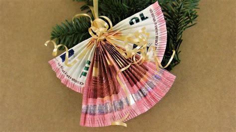weihnachtsgeschenke geld weihnachtsengel aus geldscheine f 252 rs weihnachtsgeschenk