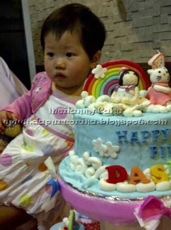 Kue Ulang Tahun Baby Shark kue ulang tahun anak 3 tier hello cake n cupcake for dashea 10092011