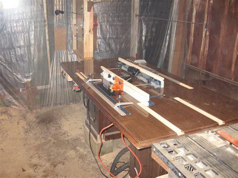 poor mans router table  chevyman  lumberjockscom