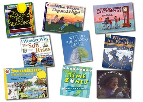 picture book exles how do authors explain the reasons for seasons