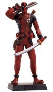 Les Figurines Marvel - Collection Eaglemoss - Deadpool