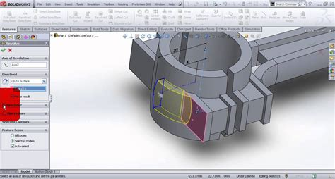 tutorial solidworks motor video tutorial on modeling connecting rod of gasoline
