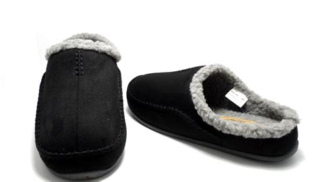 nordic slippers mens deer stags s slipperooz nordic slippers ebay