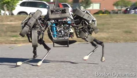 boston dynamics robot acquires boston dynamics maker of animal inspired robots 171 cbs san francisco