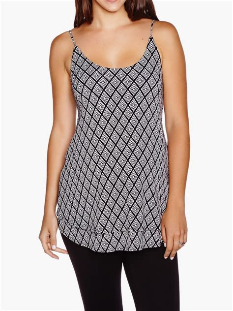 Knit Tank maternity crepe knit tank top thyme maternity