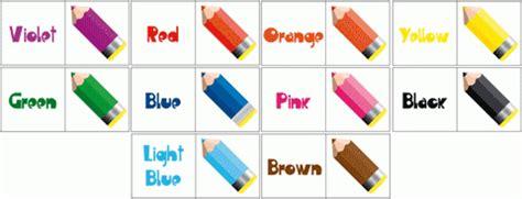 imagenes de colores en ingles y español colores en ingles reduc 225 ndonos