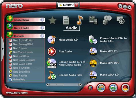 nero 6 full version software free download the best free software of the world nero 6 full version
