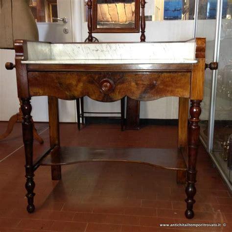 mobile toilette antico antichit 224 il tempo ritrovato antiquariato e restauro