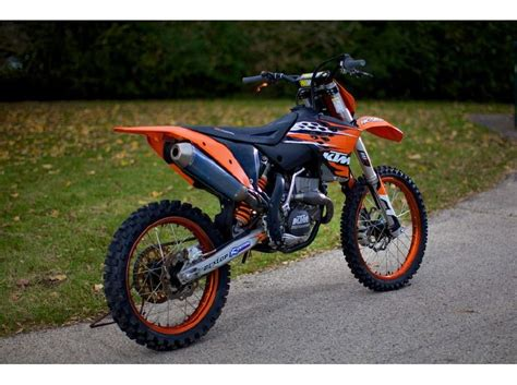 Ktm Sx 250f Buy 2010 Ktm Sx 250 F On 2040 Motos