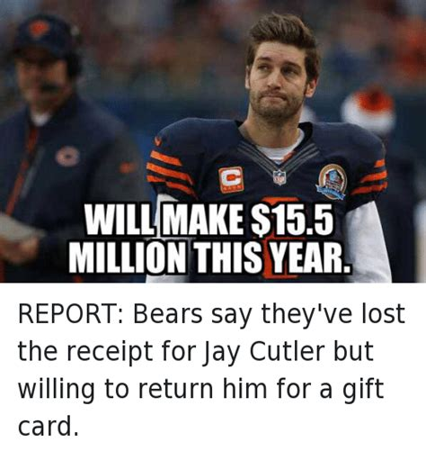 Lost Gift Card But Have Receipt - 64 funny jay and nfl memes of 2016 on sizzle