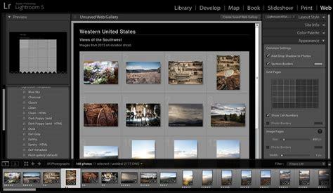 galeria de imagenes web jquery creating web galleries in lightroom classic cc