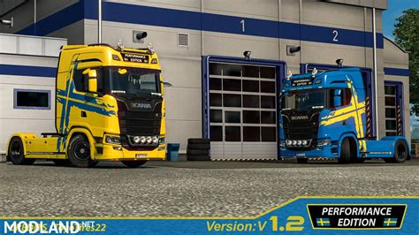 how to update euro truck simulator 13 scania s performance edition skin update v1 2 mod for ets 2