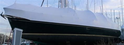 boat detailing annapolis boat shrink wrapping annapolis md diversified marine