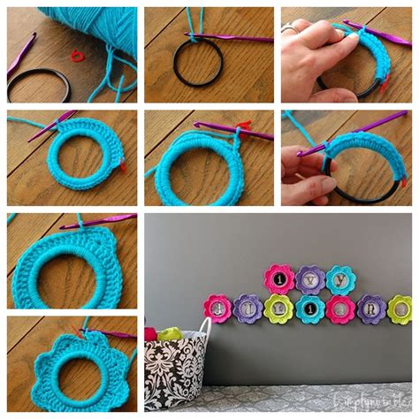 what pattern would you expect in the f2 generation crazy cute diy crochet photo frame