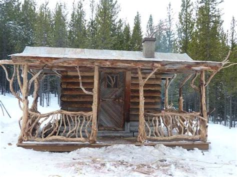 small rustic cabin rustic exterior other metro by