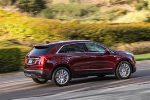 Cadillac Five 2017 Cadillac Xt5 Official Specs Released Gm Authority