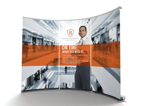 retail securities exhibit graphics skyline 360