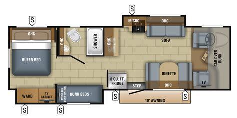 floor plans 2018 2018 greyhawk 31fs jayco inc