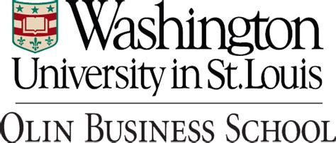 Of Washington Mba Tuition by Baojun Jiang Olin Business School
