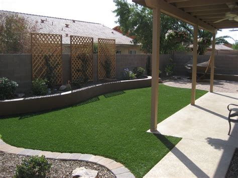 Easy Backyard by Landscape Elements That You Should Consider For Your