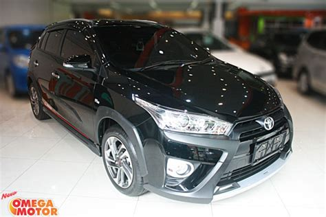New Yaris S M T Trd Heykers 1 jual mobil toyota t new yaris 1 5 s trd heykers dual vvti facelift at km 3 187 automatic