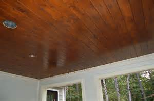 exterior beadboard ceiling 301 moved permanently